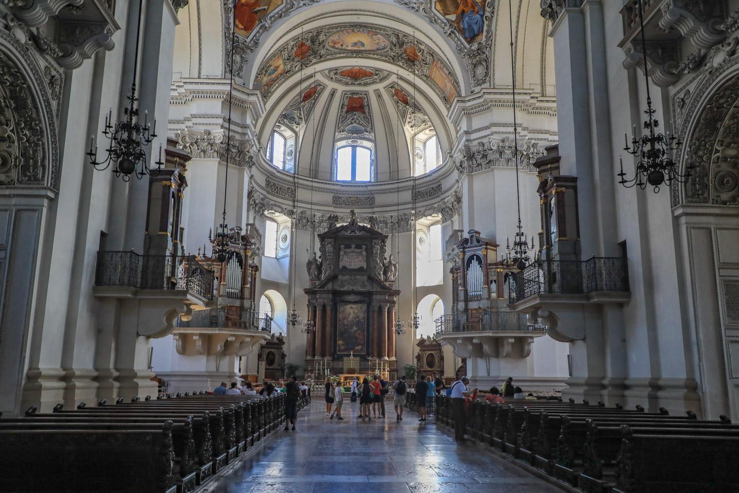 Dom van Salzburg