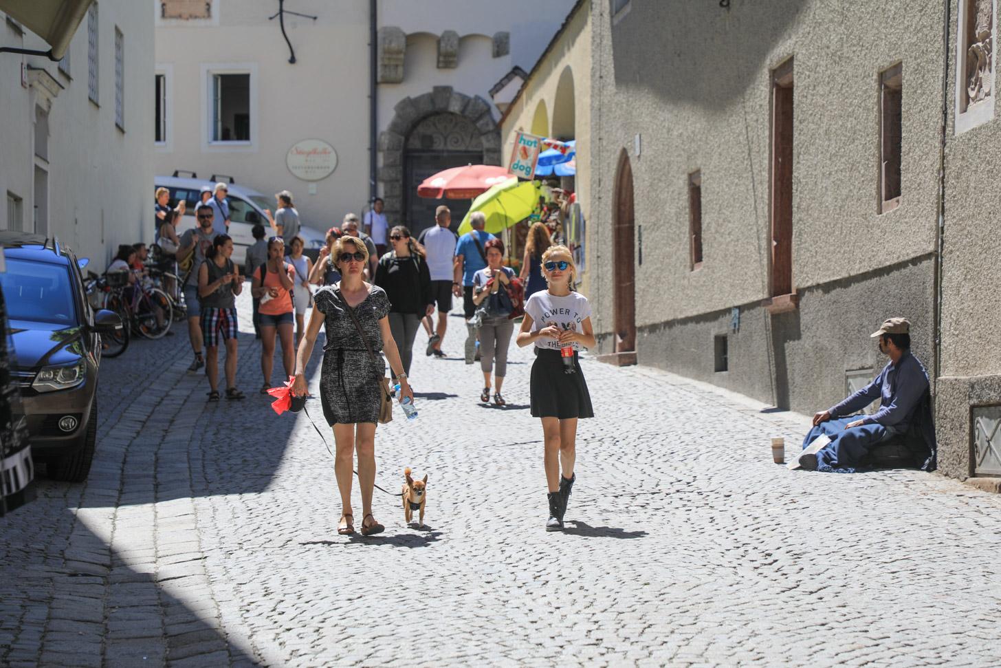 Salzburg in één dag